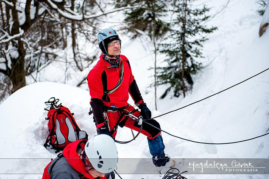 Czechy, Czeskie lodospady, Hejnice, lodospad, Stolpich, wspinanie, eisfalle, ice climbing, lód, lodospady, wspinanie