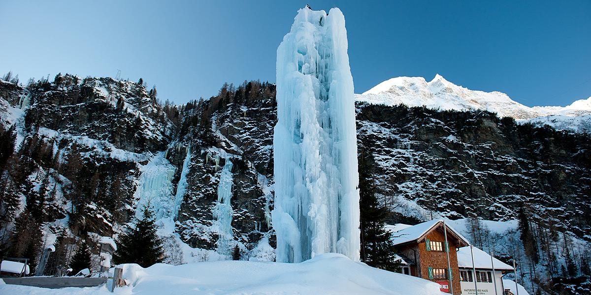 Alpy, Austria, eisfalle, ice climbing, Kolm Saigurn, lód, lodospady, wspinanie, RaurisTal, Kolm Saigurn