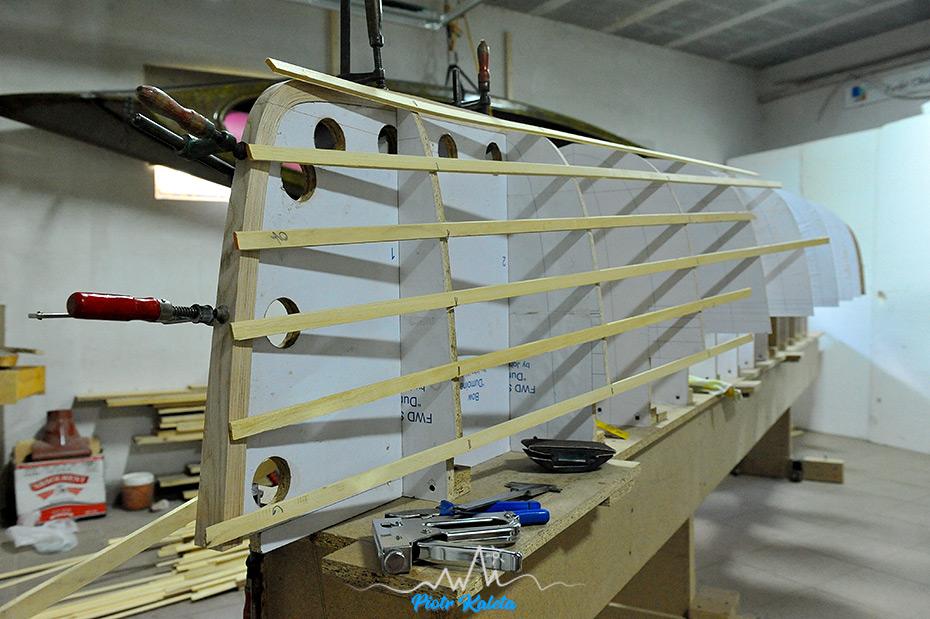 canoe, kanu, Dumoine, samodzielna, budowa