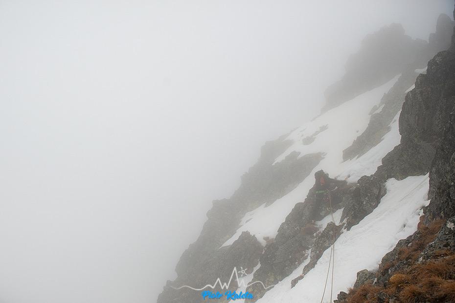 Tatry Dolina Jaworowa Sobkowa Grań