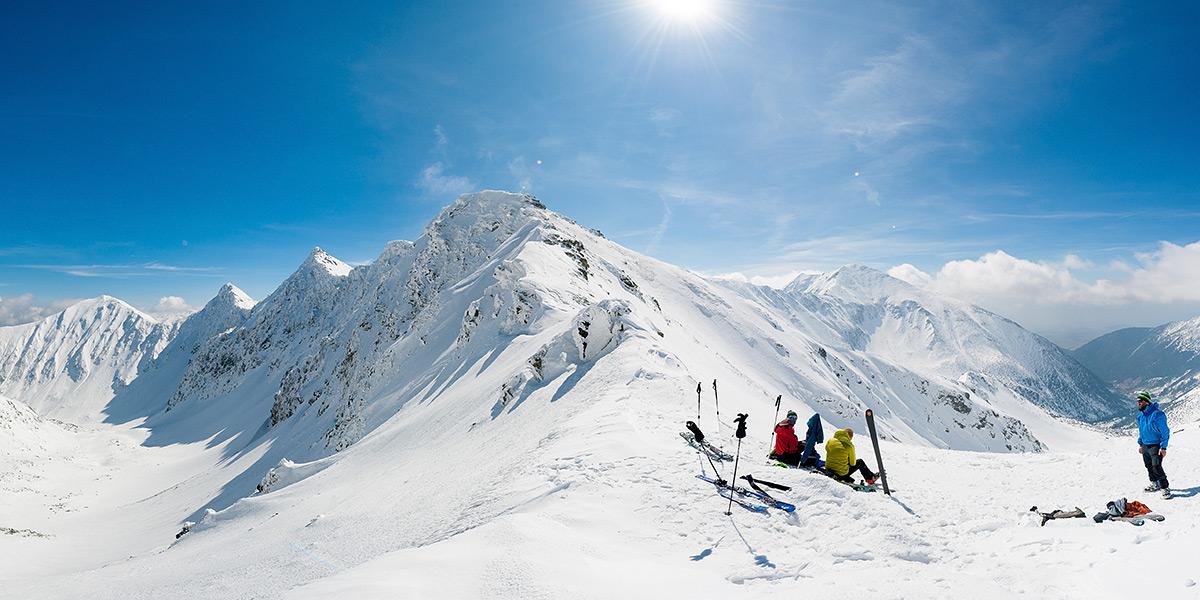 Dolina Ziarska / Smutna Przełęcz