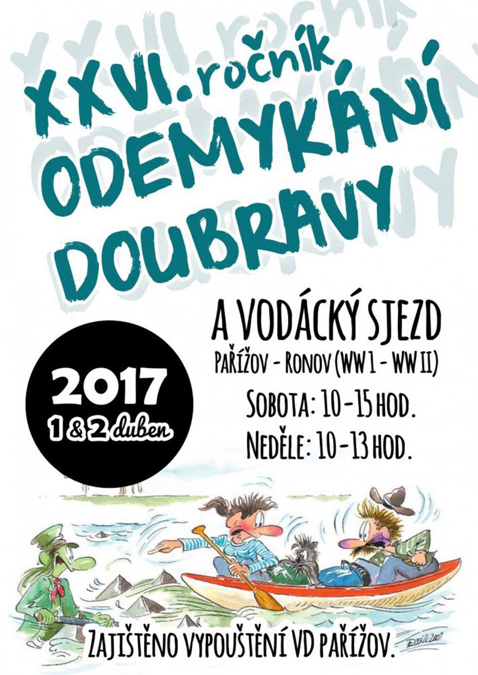 XXVI Odemykani Doubravy