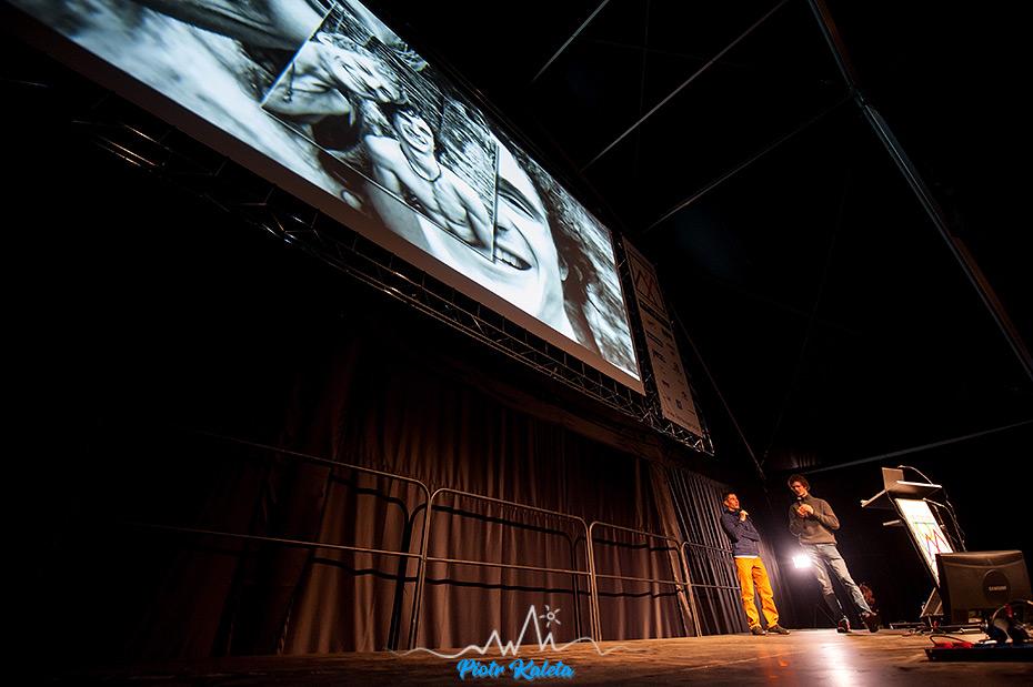 Adam Ondra XXII Festiwal Górski