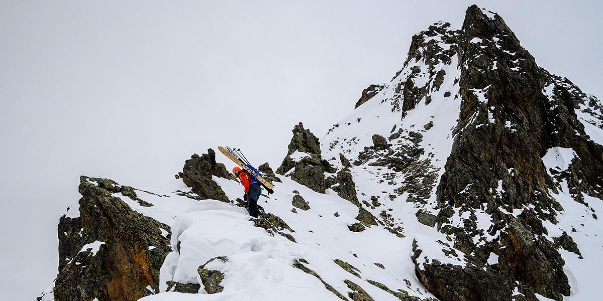 Wörgegratspitze (2721 m)
